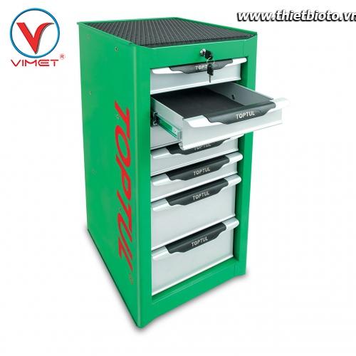 Tủ đựng đồ nghề sửa chữa 7 ngăn Toptul TBAI0701 (NGỪNG SẢN XUẤT)